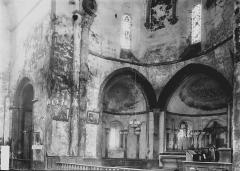 Eglise Saint-Pierre et Saint-Pardoux - Choeur: vue diagonale