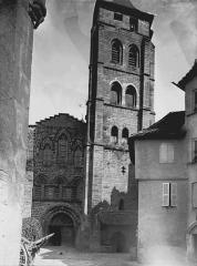Ancienne abbaye - Clocher