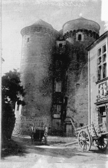 Châteaux de Saint-Hilaire et des Plas - Tours