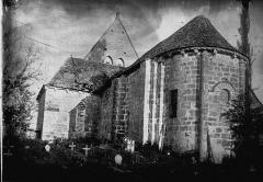 Eglise Saint-Martin-et-Saint-Blaise£ - Ensemble nord-est