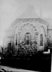 Eglise Sainte-Croix - Abside