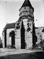Eglise Saint-Robert - Eglise, clocher