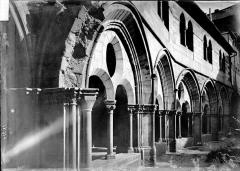 Cathédrale Saint-Martin, actuellement Notre-Dame et cloître, actuellement Musée municipal - Cloître: baies