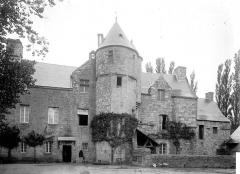 Ancienne abbaye Sainte-Croix - Manoir abbatial