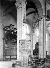 Cathédrale Saint-Jean et Saint-Etienne - Chaire à prêcher