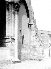 Eglise Saint-Gilles - Ruines