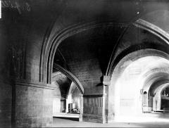 Eglise Saint-Gilles - Crypte