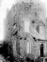 Maison, dite maison gothique - Vue d'ensemble