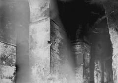 Eglise souterraine monolithe (ancienne église paroissiale Saint-Emilion) - Intérieur