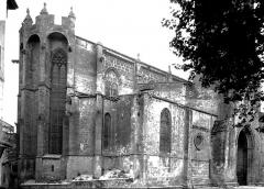 Eglise Saint-Paul - Côté nord-est