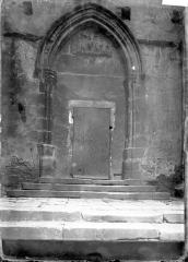 Eglise Saint-Paul - Petit portail