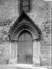 Eglise Saint-Génitour - Portail