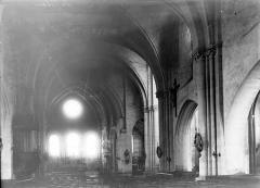 Eglise Saint-Génitour - Nef vue de l'entrée