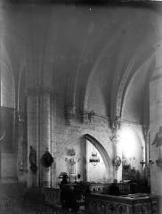 Eglise Saint-Génitour - Travée