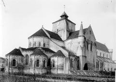 Abbaye Notre-Dame - Eglise : Ensemble nord-est