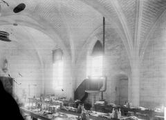 Abbaye Notre-Dame - Réfectoire : Vue intérieure