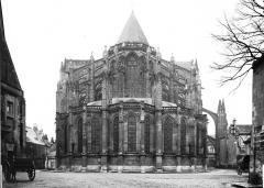 Cathédrale Saint-Gatien - Abside