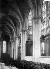 Cathédrale Saint-Gatien - Choeur et déambulatoire