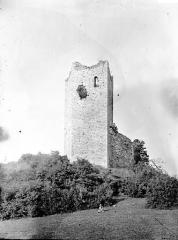 Château de Clermont - Ruines