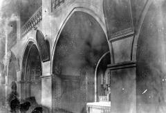 Cathédrale Notre-Dame - Chapelle et bas-côté nord