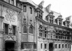 Palais de Justice - Façade sud