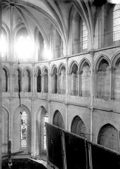 Ancienne abbaye, actuellement hôtel de ville - Choeur, partie haute