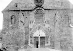 Chartreuse de Currières - Façade ouest