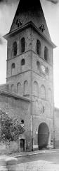 Eglise Saint-Laurent-des-Prés - Clocher