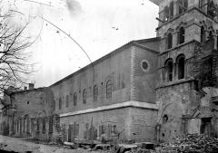 Eglise Saint-Pierre-le-Bas - Façade nord
