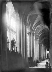 Eglise Saint-Maurice, anciennement cathédrale - Bas-côté nord