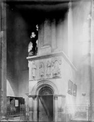 Eglise Saint-Maurice, anciennement cathédrale - Détail intérieur