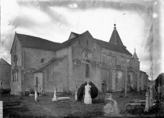 Eglise Notre-Dame des Ardents ou Saint-Christophe - Ensemble nord-est