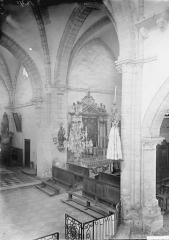Eglise Notre-Dame des Ardents ou Saint-Christophe - Vue diagonale