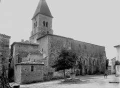 Eglise Saint-Julien - Ensemble nord