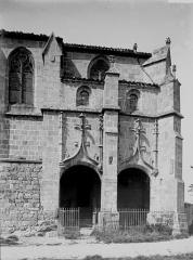 Eglise Saint-Bonnet - Partie latérale nord