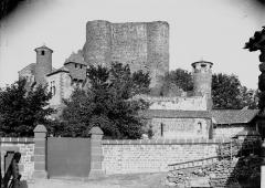 Château de Bouzols - Donjon