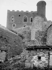 Château de Bouzols - Vue d'ensemble