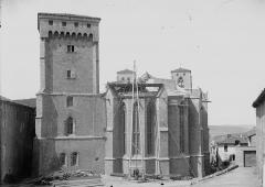 Ancienne abbaye de la Chaise-Dieu - Ensemble est