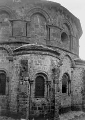 Eglise Saint-Gilles - Abside