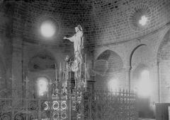 Eglise Saint-Gilles - Choeur