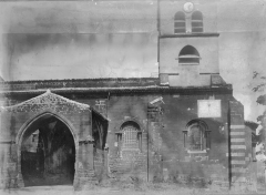 Eglise Saint-Martin - Façade latérale