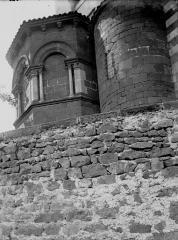 Eglise Saint-Martin - Détail de l'abside