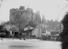 Château de Clisson - Ruine