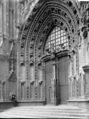 Cathédrale Saint-Pierre Saint-Paul - Portail