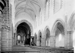 Ancienne abbaye - Nef