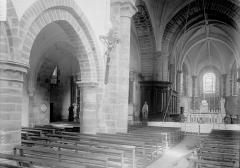 Ancienne abbaye - Choeur