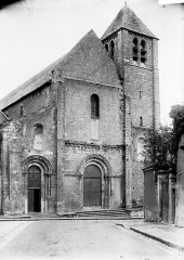 Eglise Saint-Martial - Ensemble ouest