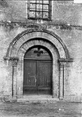 Eglise Saint-Martial - Portail