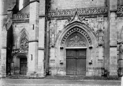 Basilique Notre-Dame - Portail