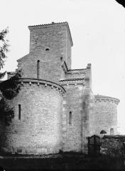 Eglise de la Très-Sainte-Trinité - Vue d'ensemble